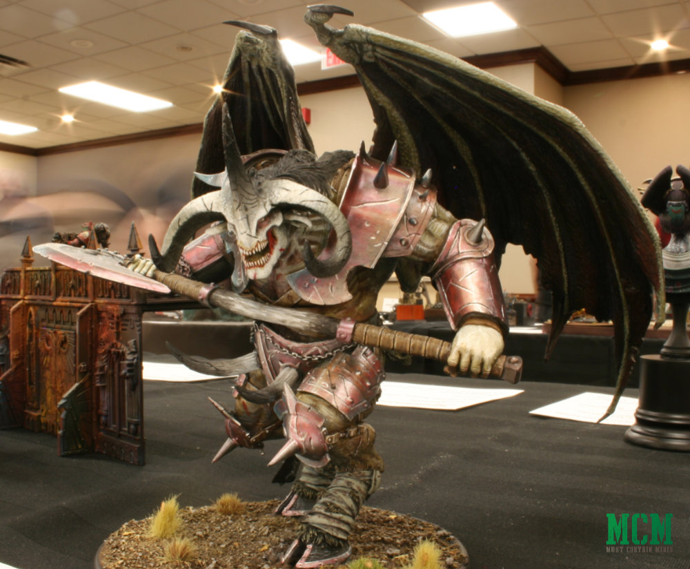 A full sized look of Krull by Mierce Miniatures