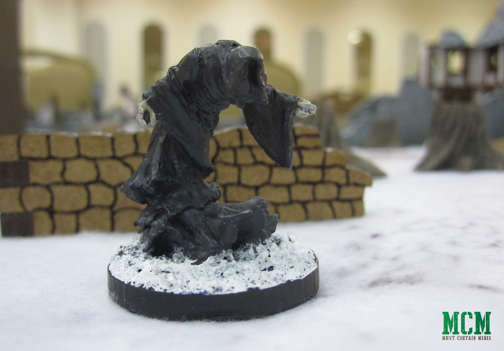 North Star Military Figures Wraith / Ghost Miniature for Frostgrave
