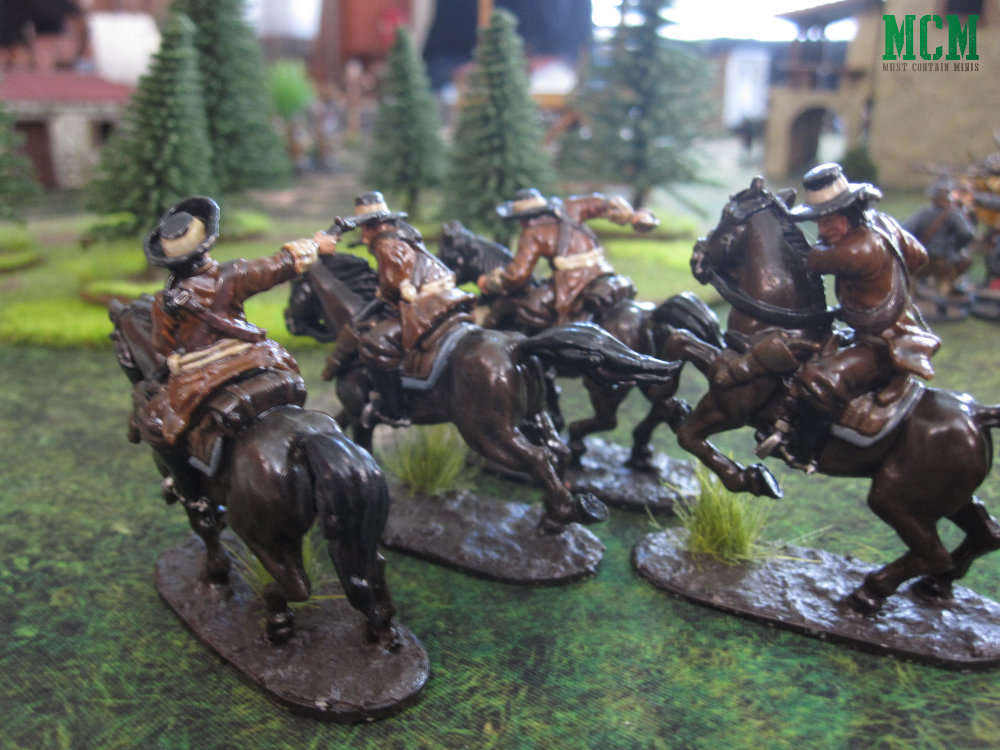 Blood and Plunder Calvary Miniatures by Firelock Games