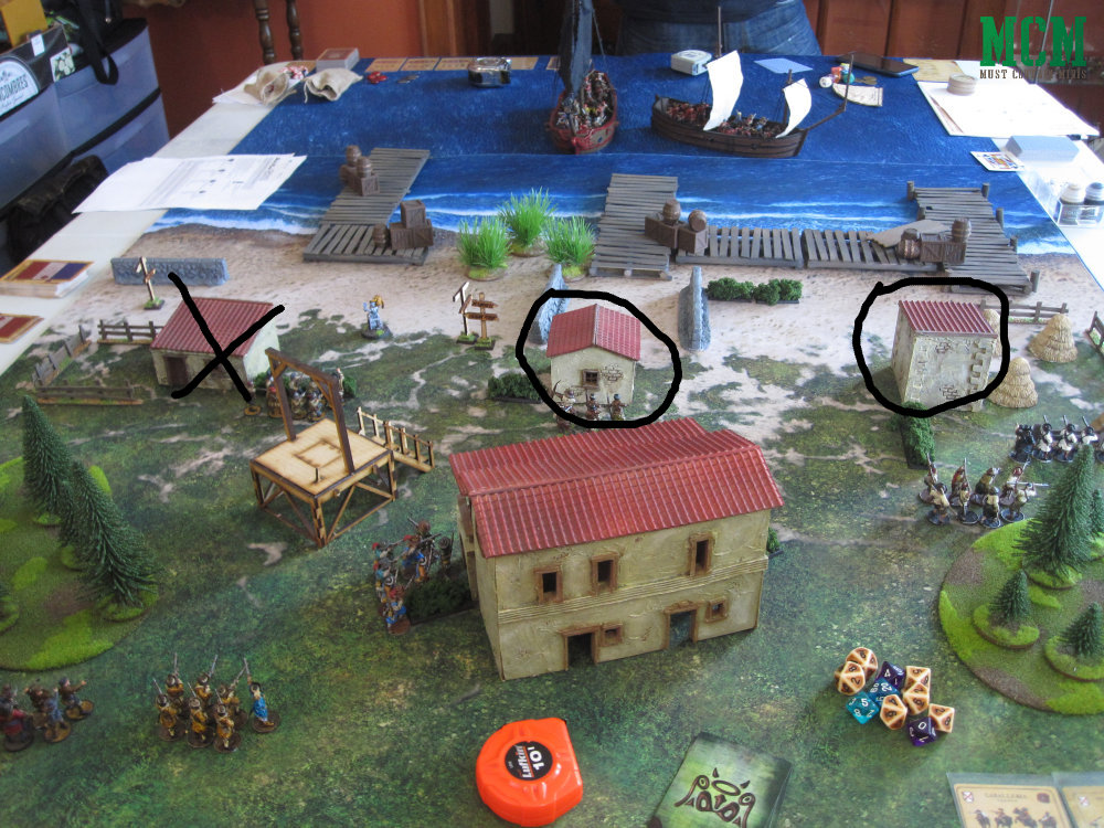Battle Objectives - Blood and Plunder Battle Report