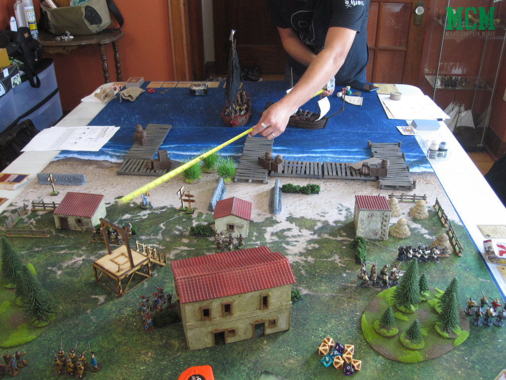 Playing Blood and Plunder by Firelock Games - Battle Report - After Action Report