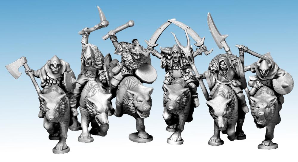 Goblin Rider Heroes
