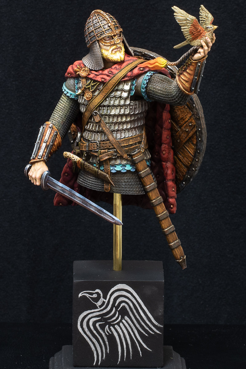 Harald Har by Kyle Maitland and RP Models - bust
