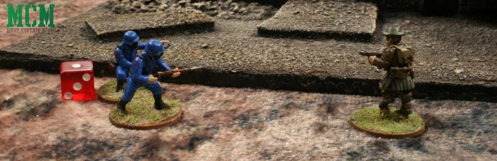 Cobra vs GI Joe Miniatures Game 28mm - Bolt Action
