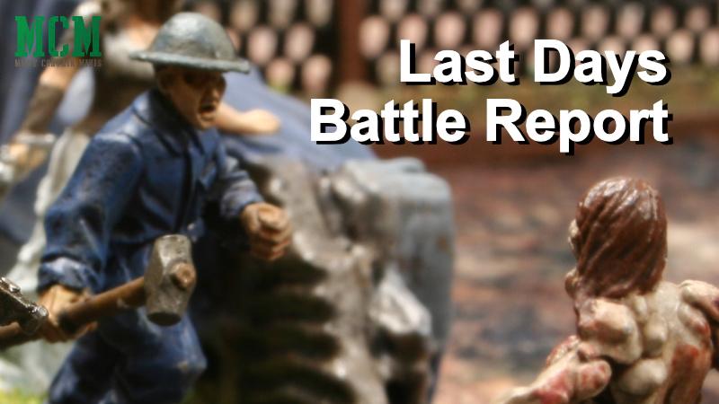 Last Days Battle Report – Living Large