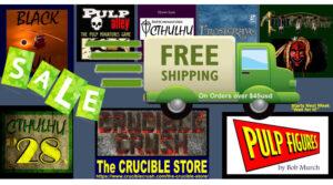 News from Crucible Crush