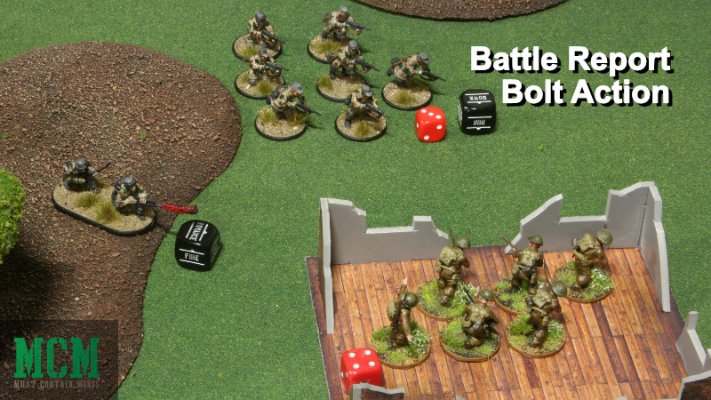 Bolt Action Key Positions Battle Report – 1250 Points