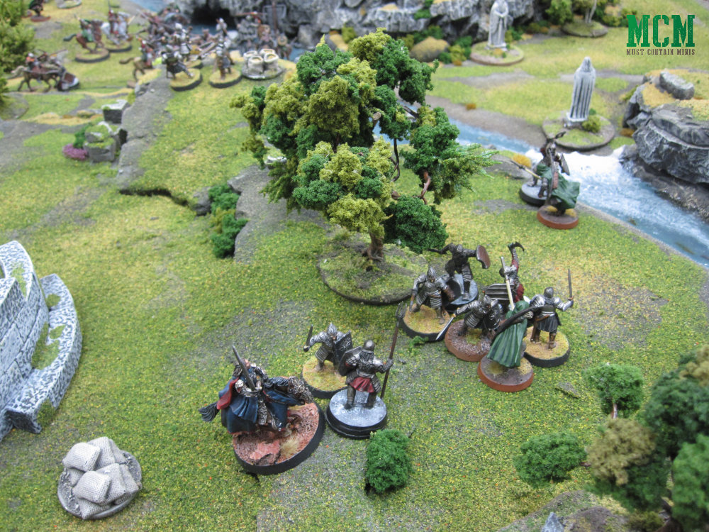 Middle-Earth Strategy Battle Game AAR