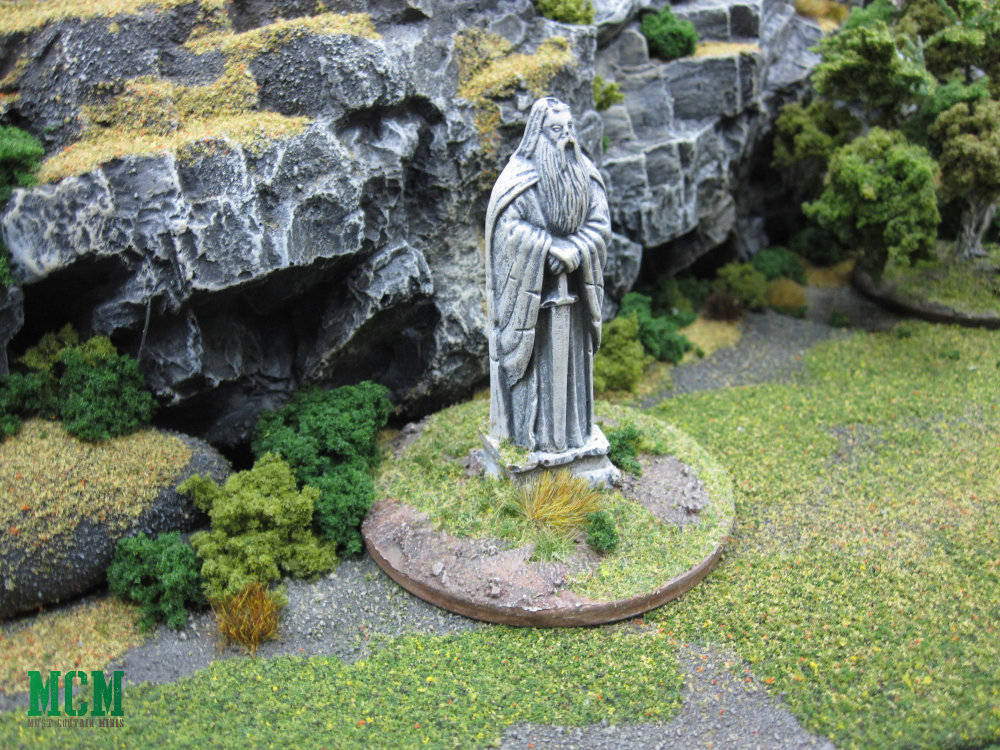 Middle-Earth Strategy Battle Game Table Scenery