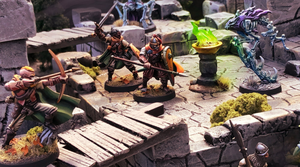 Relicblade Storms of Kural Kickstarter