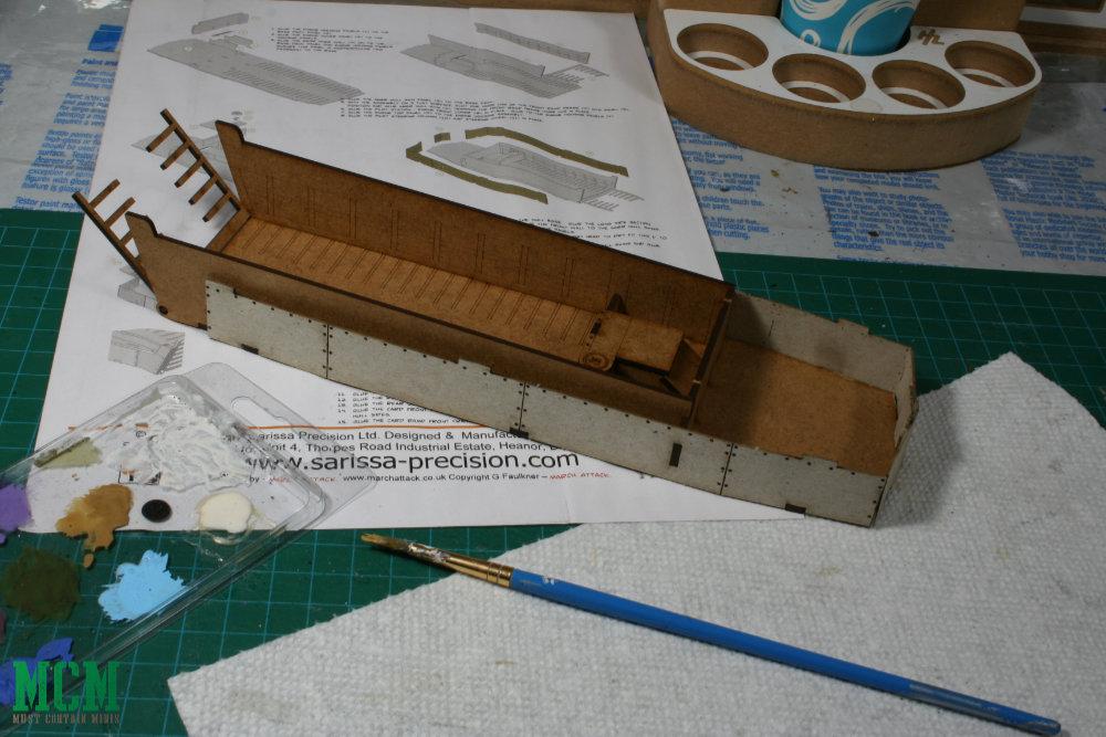 Sarissa Precision LCVP Higgins 28mm Bolt Action Boat Review