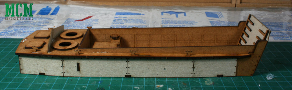 A bolt Action Landing Craft for the Normandy Invasion