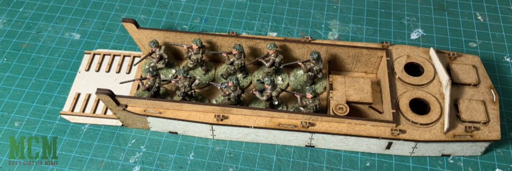 Sarissa Precision LCVP Higgins Boat for D-Day Overlord Bolt Action Campaign