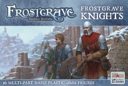 Frostgrave Knights Box Art