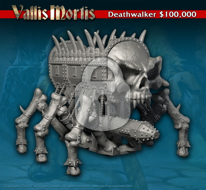 The Deathwalker by Fat Dragon Games. I love it!!