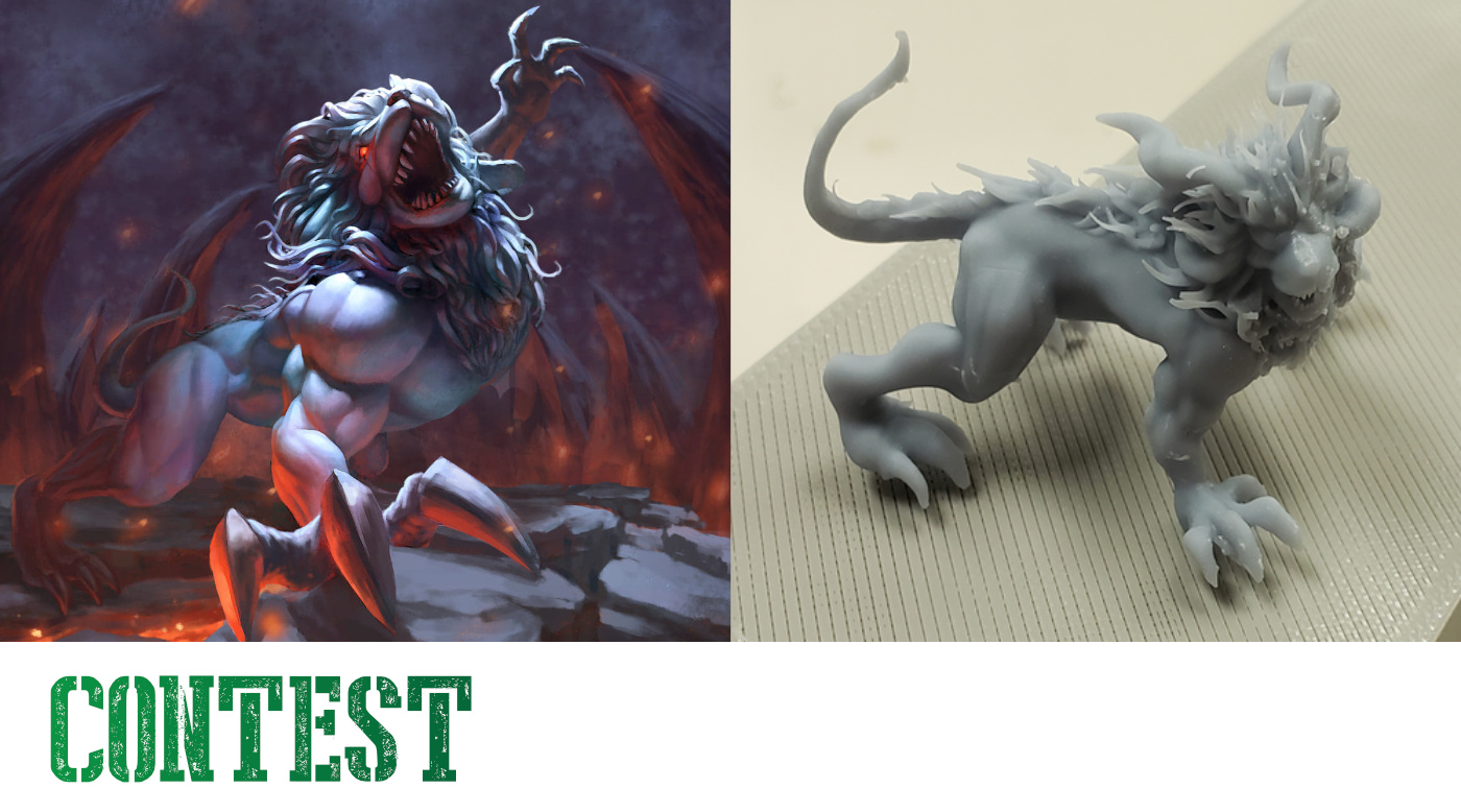 Genesis: Battle of Champions Painting Contest