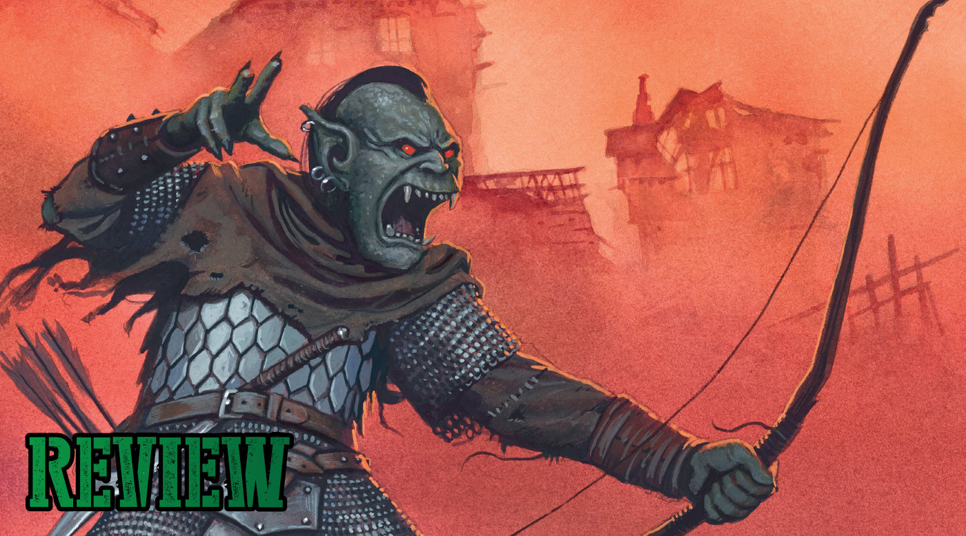 Oathmark Review – A Look at the Core Rules