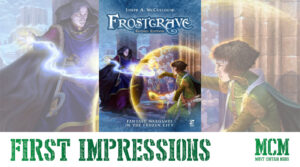 Frostgrave Second Edition First Impressions