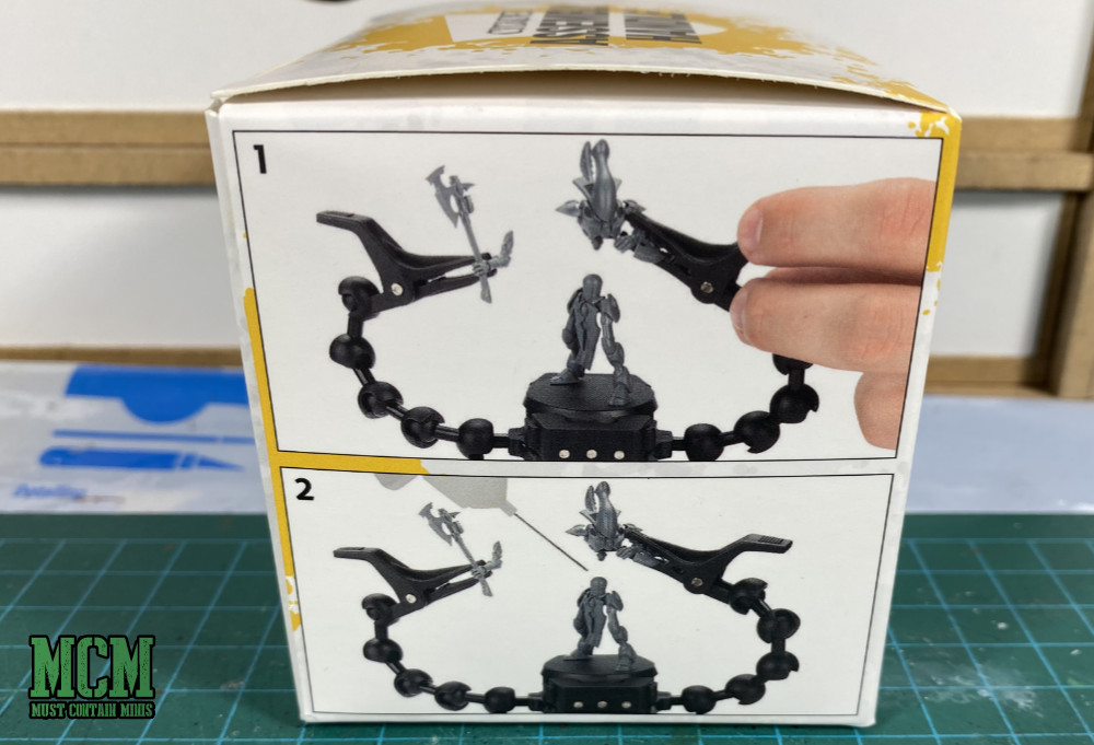 Citadel Assembly Handle Instructions