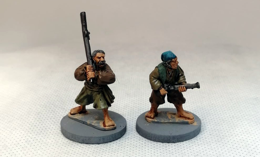 Wargames Foundry Cutthroats