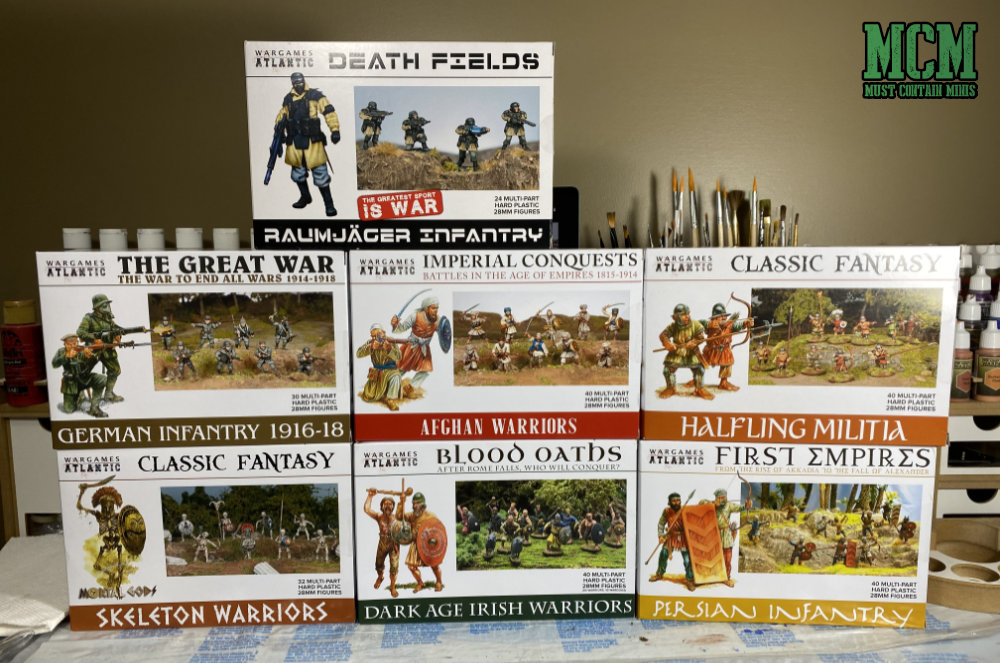 Wargames Atlantic Review.