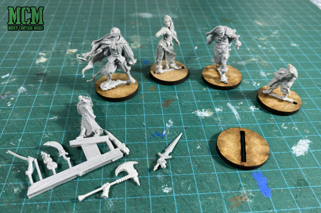 Westfalia Miniatures Sample for Review