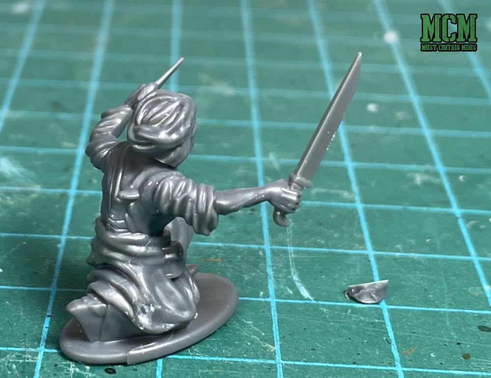 28mm Assassin Miniature