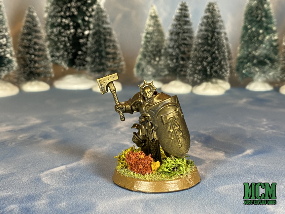 Winter Game Mat Review for Age of Sigmar - Fantasy Terrain