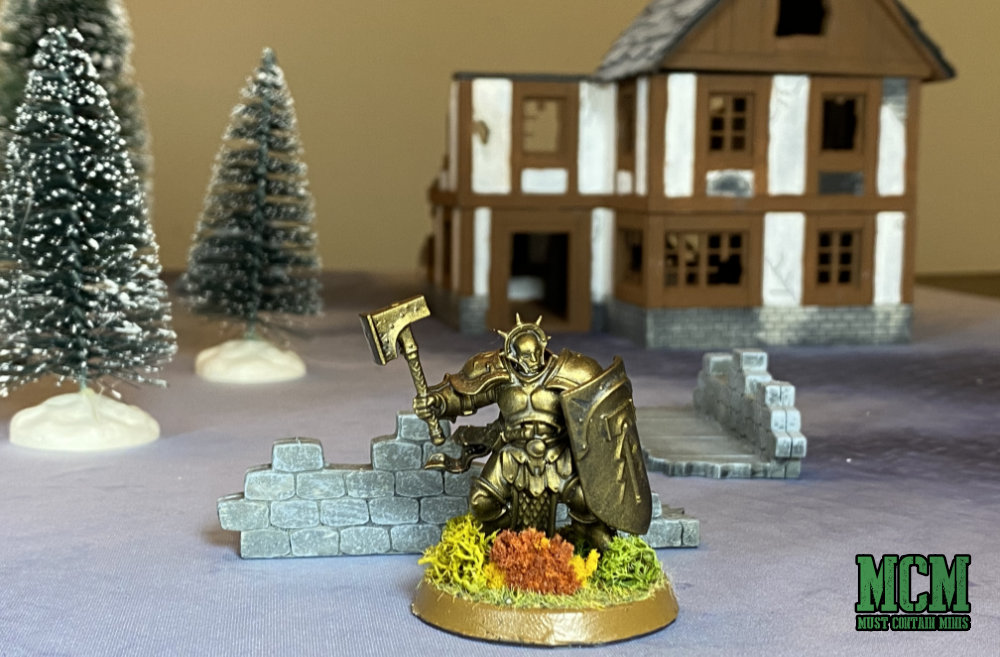 Game Mat Review - Winter in Age of Sigmar