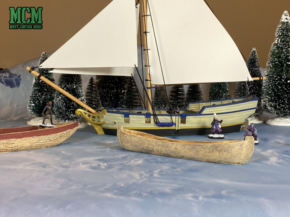 Firelock Games Ships in Frostgrave