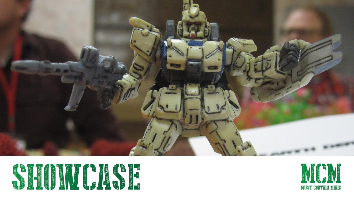 Showcase: Gundam Style Toy Mechs