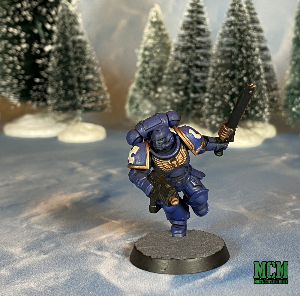 Warhammer 40,000 on an Ice Planet - Game Mat Review