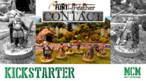 On Kickstarter – Flint and Feather: Contact