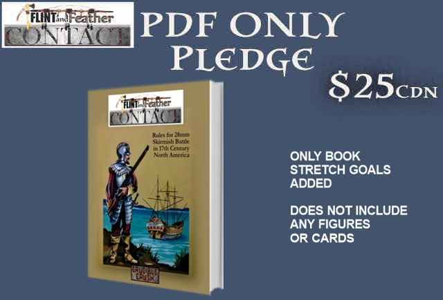 Pledge for just the rulebook as a PDF