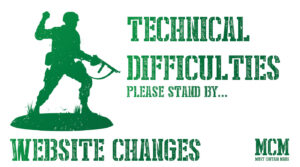 Technical Difficulties – Fixes in Progress