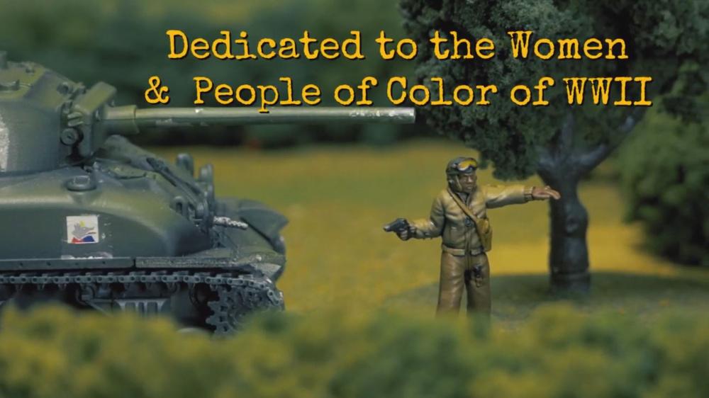 28mm Tank Crew miniatures
