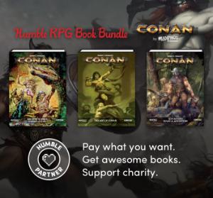 Conan RPG Sale
