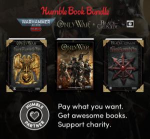 Warhammer 40000 Humble Bundle Ad - Sidebar
